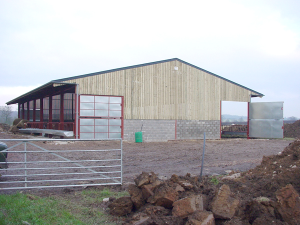 Farm Sheds And Barns : Allen fabrications agricultural buildings farm
