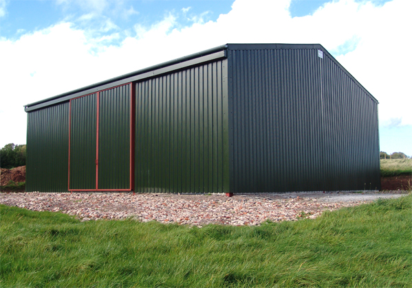 Allen Fabrications Agricultural Buildings Farm